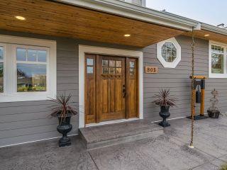 Photo 12: 805 Gaetjen St in : PQ Parksville House for sale (Parksville/Qualicum)  : MLS®# 868704