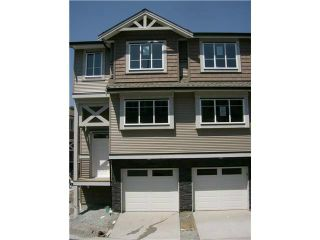 Photo 1: # 63 11252 COTTONWOOD DR in Maple Ridge: Cottonwood MR Condo for sale : MLS®# V1019547