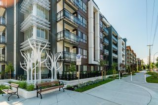 """Photo 2: A605 20838 78B Avenue in Langley: Willoughby Heights Condo for sale in """"Hudson & Singer"""" : MLS®# R2608536"""