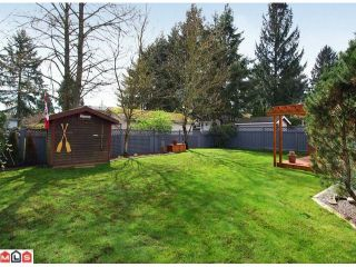 "Photo 9: 15490 92A Avenue in Surrey: Fleetwood Tynehead House for sale in ""BERKSHIRE PARK"" : MLS®# F1008513"