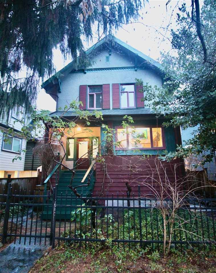 FEATURED LISTING: 1017 13TH Avenue East Vancouver