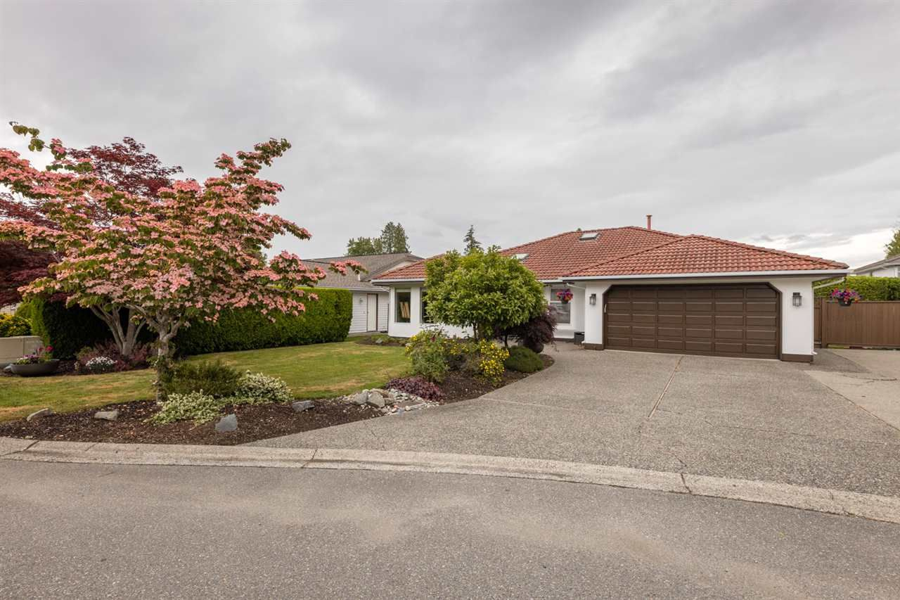 Main Photo: 1116 164A STREET in Surrey: King George Corridor House for sale (South Surrey White Rock)  : MLS®# R2472397