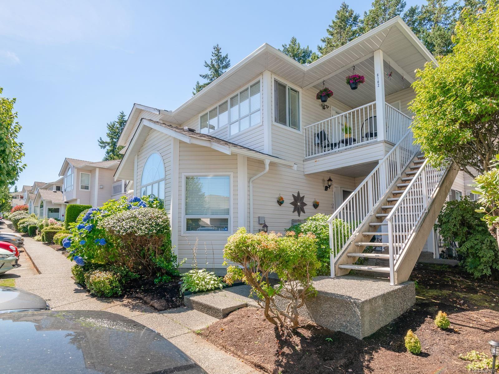 Main Photo: 6102 Cedar Grove Dr in : Na North Nanaimo Row/Townhouse for sale (Nanaimo)  : MLS®# 883971