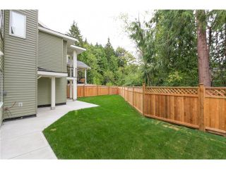 Photo 8: 1307 HOLLYBROOK ST in Coquitlam: Burke Mountain House for sale : MLS®# V1019035