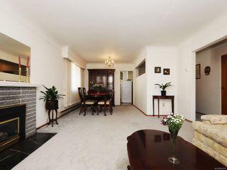 Photo 3: 3807 Merriman Dr in : SE Cedar Hill House for sale (Saanich East)  : MLS®# 854201