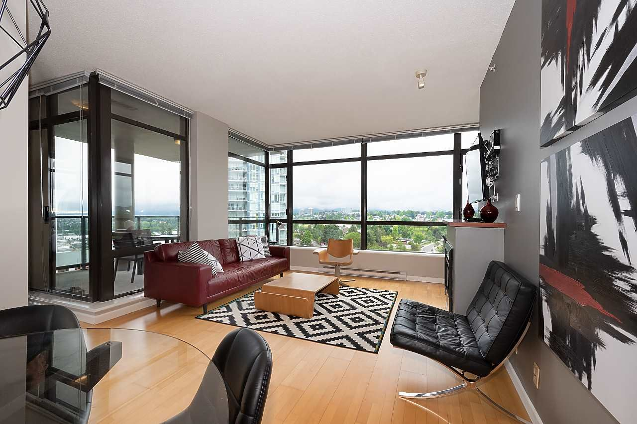 """Main Photo: 1902 4132 HALIFAX Street in Burnaby: Brentwood Park Condo for sale in """"Marquis Grande"""" (Burnaby North)  : MLS®# R2458833"""