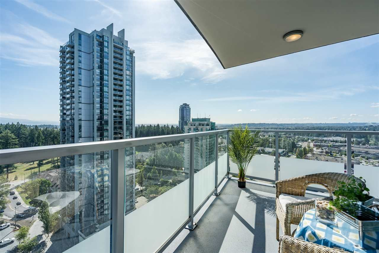 """Main Photo: 2309 1188 PINETREE Way in Coquitlam: North Coquitlam Condo for sale in """"Metroplace M3"""" : MLS®# R2492512"""
