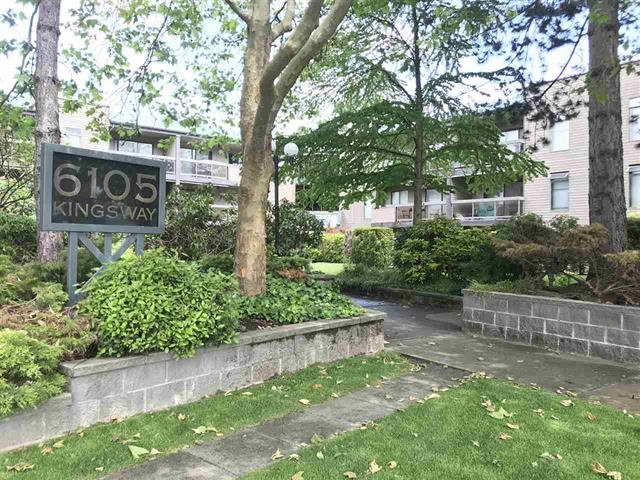 Main Photo: 116 6105 Kingsway in Burnaby: Highgate Condo for sale ()  : MLS®# R2462330