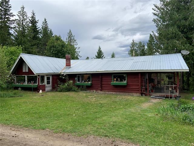 Main Photo: 4881 Cedar Hill Road, in Falkland: House for sale : MLS®# 10233427