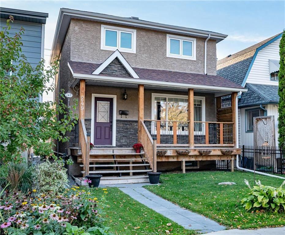 Main Photo: 249 Centennial Street in Winnipeg: River Heights Residential for sale (1C)  : MLS®# 202122776