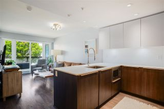 """Photo 7: 214 1588 E HASTINGS Street in Vancouver: Hastings Condo for sale in """"BOHEME"""" (Vancouver East)  : MLS®# R2585421"""