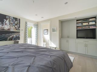 Photo 14: 2348 W 8TH AVENUE in Vancouver: Kitsilano Townhouse for sale (Vancouver West)  : MLS®# R2247812