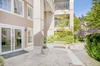 """Photo 3: 109 5605 HAMPTON Place in Vancouver: University VW Condo for sale in """"THE PEMBERLEY"""" (Vancouver West)  : MLS®# R2160612"""