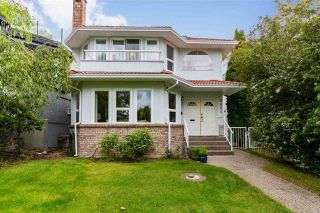 Main Photo: 3661 BLENHEIM Street in Vancouver: Dunbar House for sale (Vancouver West)  : MLS®# R2592423