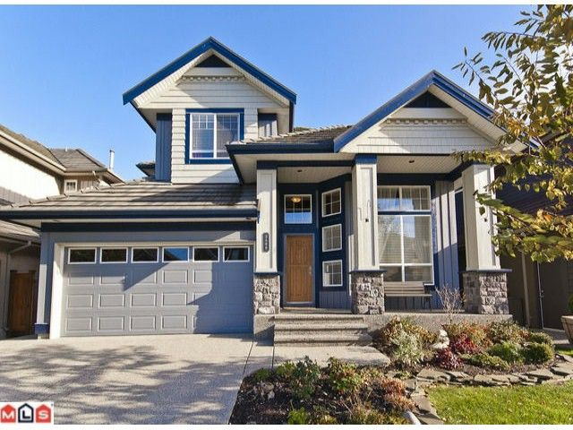 """Main Photo: 3458 150TH Street in Surrey: Morgan Creek House for sale in """"WEST ROSEMARY HEIGHTS"""" (South Surrey White Rock)  : MLS®# F1127605"""