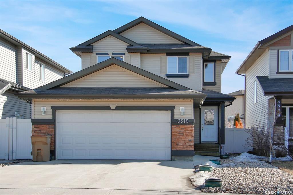 Main Photo: 3516 Green Bank Road in Regina: Greens on Gardiner Residential for sale : MLS®# SK846386