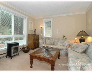 """Photo 4: 102 1006 CORNWALL Street in New_Westminster: Uptown NW Condo for sale in """"Cornwall Terrace"""" (New Westminster)  : MLS®# V672892"""