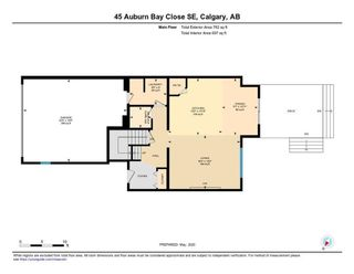 Photo 32: 45 AUBURN BAY Close SE in Calgary: Auburn Bay Detached for sale : MLS®# C4295751