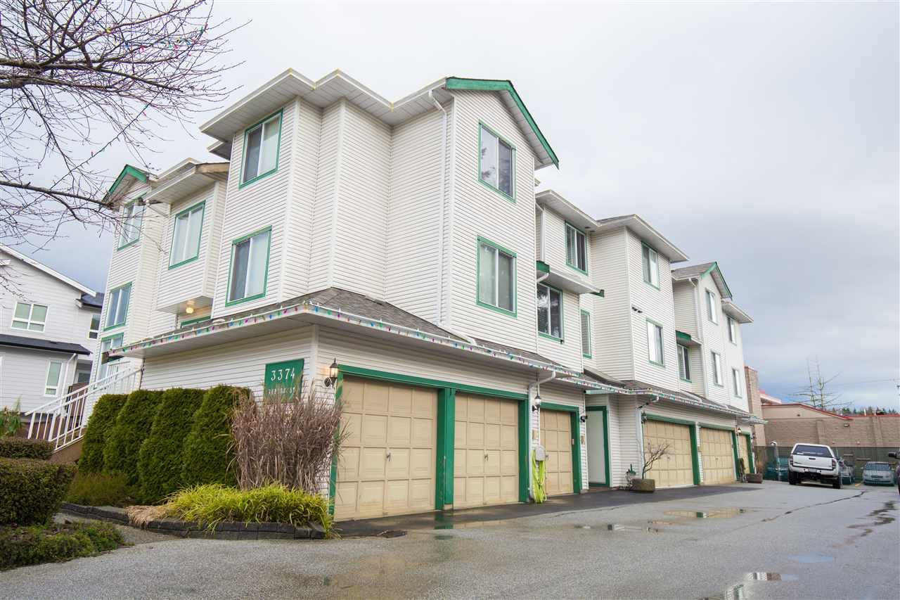 """Main Photo: C 3374 SEFTON Street in Port Coquitlam: Glenwood PQ Townhouse for sale in """"SEFTON MANOR"""" : MLS®# R2456202"""