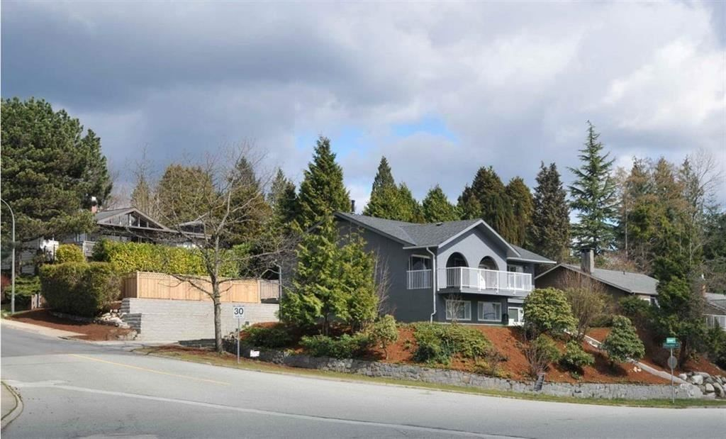 Main Photo: 201 HARVARD Drive in Port Moody: College Park PM House for sale : MLS®# R2533983