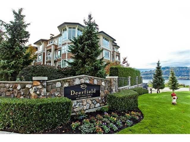 Main Photo: 210 3629 DEERCREST Drive in North Vancouver: Roche Point Condo for sale : MLS®# V920640