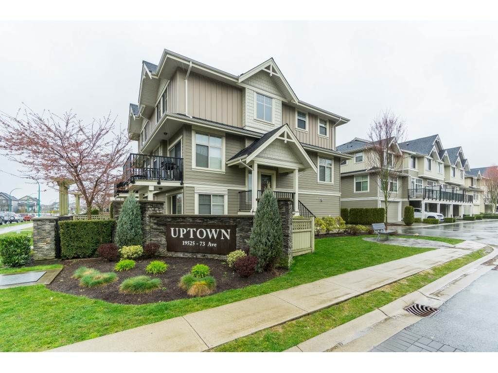 """Main Photo: 87 19525 73 Avenue in Surrey: Clayton Townhouse for sale in """"Uptown"""" (Cloverdale)  : MLS®# R2448579"""