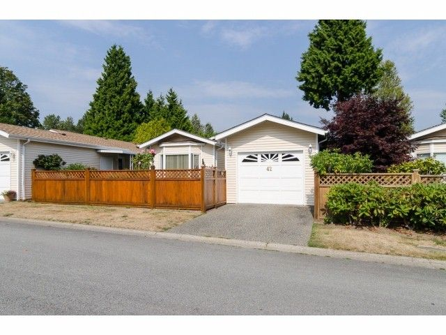 """Main Photo: 42 1400 164 Street in Surrey: King George Corridor House for sale in """"Gateway Gardens"""" (South Surrey White Rock)  : MLS®# F1419963"""