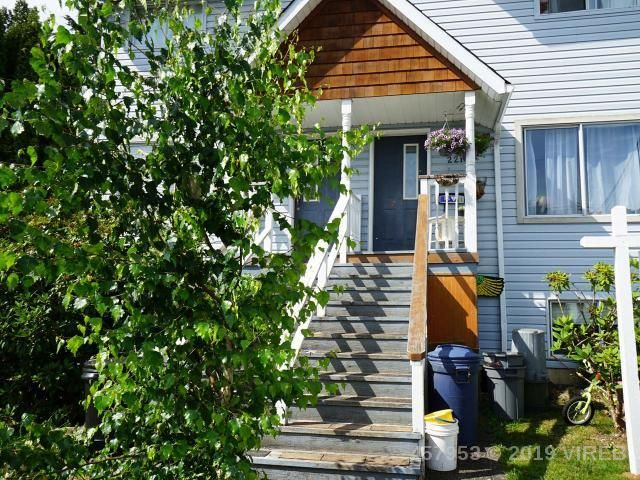 Main Photo: B 2215 URQUHART Avenue in COURTENAY: Z2 Courtenay City Half Duplex for sale (Zone 2 - Comox Valley)  : MLS®# 457953
