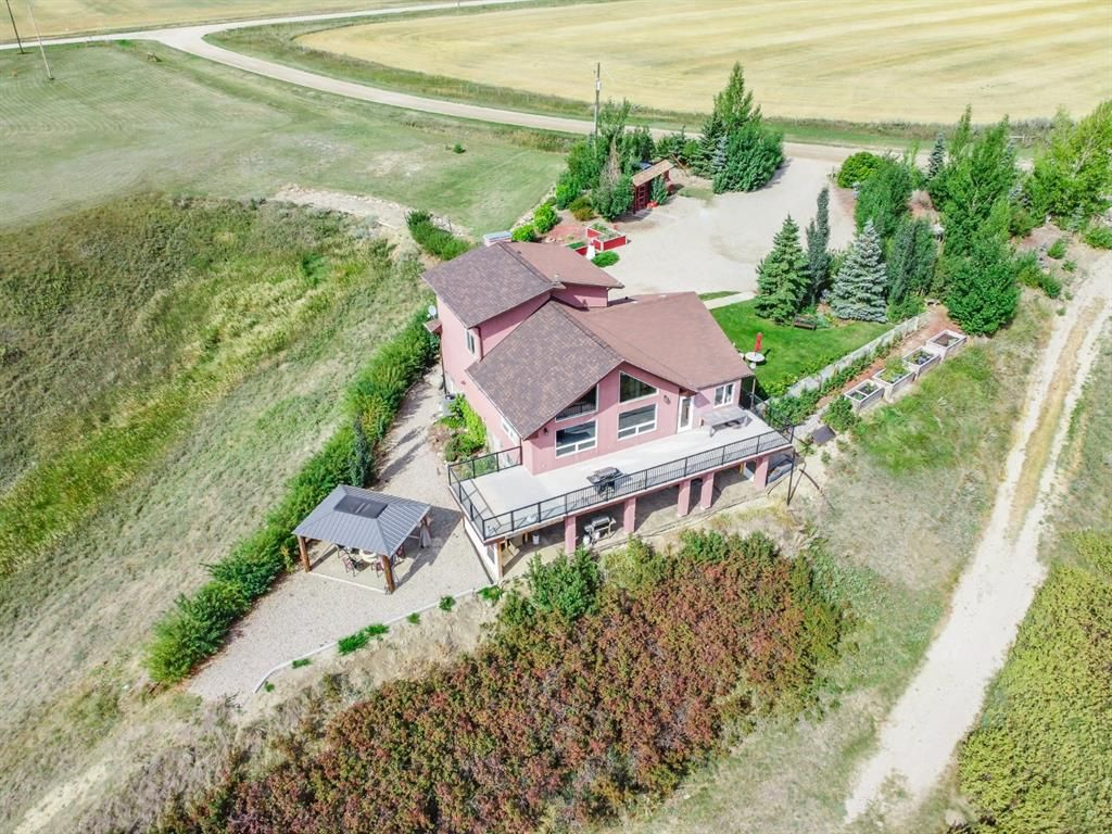 Main Photo: 255075 Twp Rd 215A: Rural Wheatland County Detached for sale : MLS®# A1146986