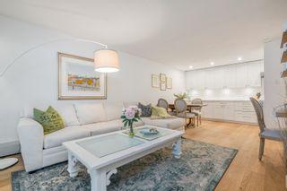 "Photo 5: 107 2211 W 5TH Avenue in Vancouver: Kitsilano Condo for sale in ""West Pointe Villa"" (Vancouver West)  : MLS®# R2615319"
