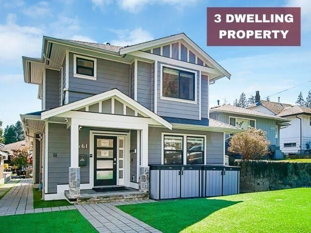 Main Photo: 661 E 22ND Street in North Vancouver: Boulevard House for sale : MLS®# R2617971
