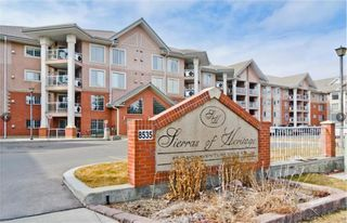Main Photo: 245 8535 Bonaventure Drive SE in Calgary: Acadia Apartment for sale : MLS®# A1071273