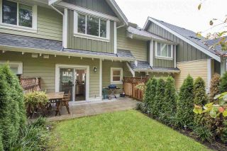 """Photo 6: 103 1405 DAYTON Street in Coquitlam: Burke Mountain Townhouse for sale in """"ERICA"""" : MLS®# R2311319"""