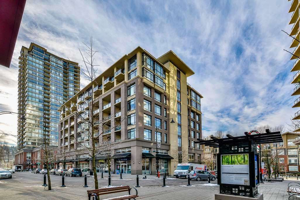 """Main Photo: 416 121 BREW Street in Port Moody: Port Moody Centre Condo for sale in """"ROOM (AT SUTERBROOK)"""" : MLS®# R2552140"""