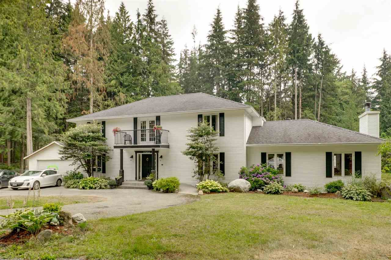 Main Photo: 27850 LAUREL Place in Maple Ridge: Northeast House for sale : MLS®# R2311224