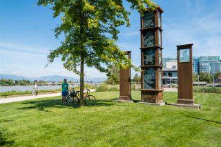 """Photo 38: 329 5880 DOVER Crescent in Richmond: Riverdale RI Condo for sale in """"WATERSIDE"""" : MLS®# R2478591"""