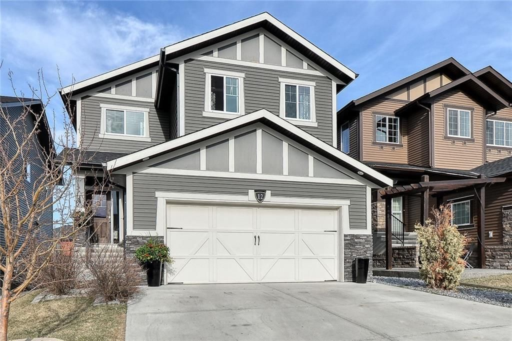 Main Photo: 12 Jumping Pound Rise: Cochrane Detached for sale : MLS®# C4295551