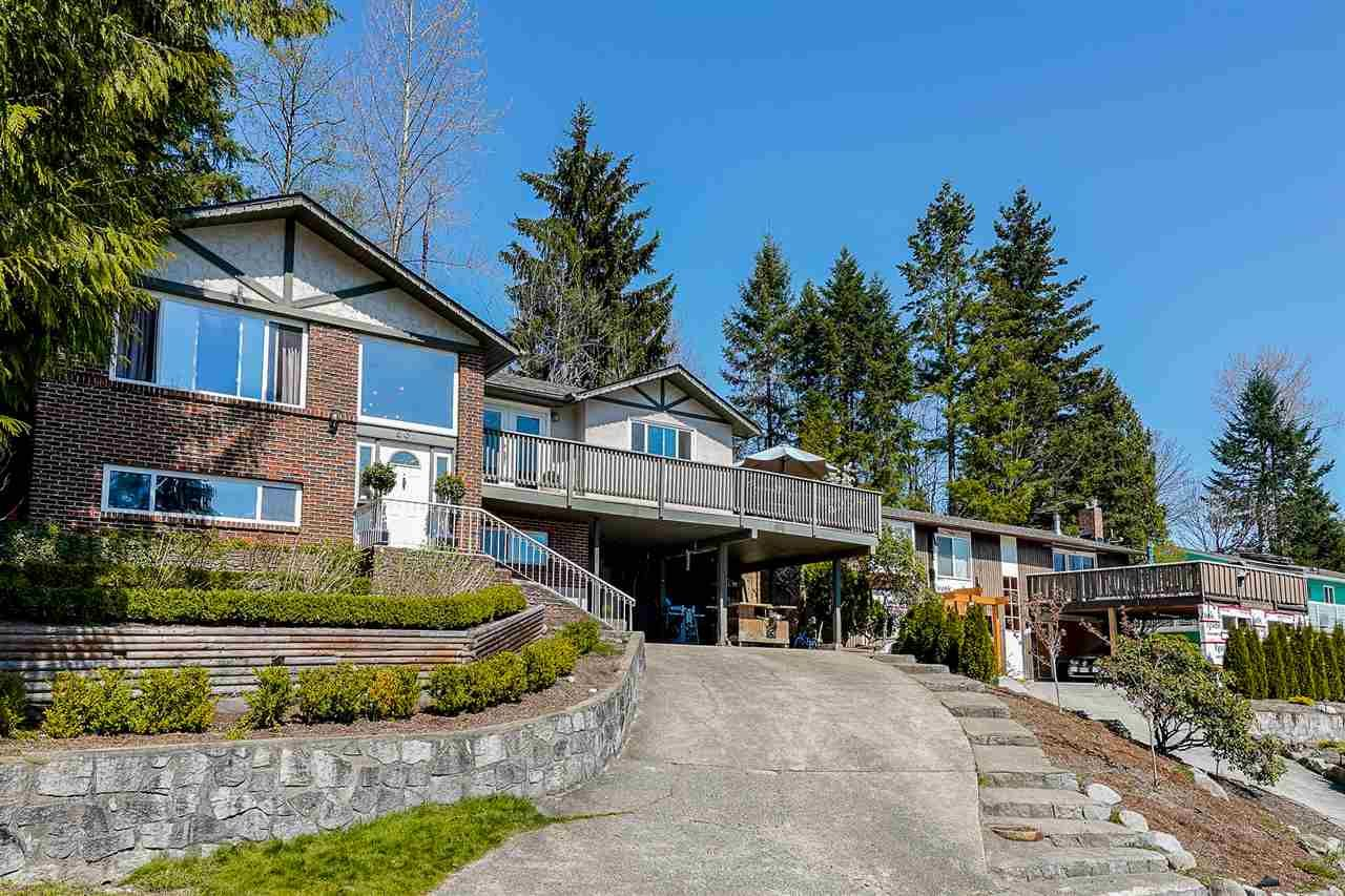 "Main Photo: 237 HARVARD Drive in Port Moody: College Park PM House for sale in ""College Park"" : MLS®# R2567875"
