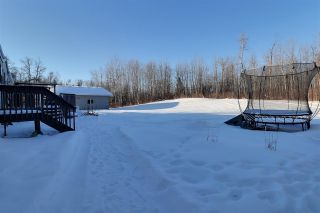 Photo 19: 111-58533 RR 113: Rural St. Paul County Manufactured Home for sale : MLS®# E4229449
