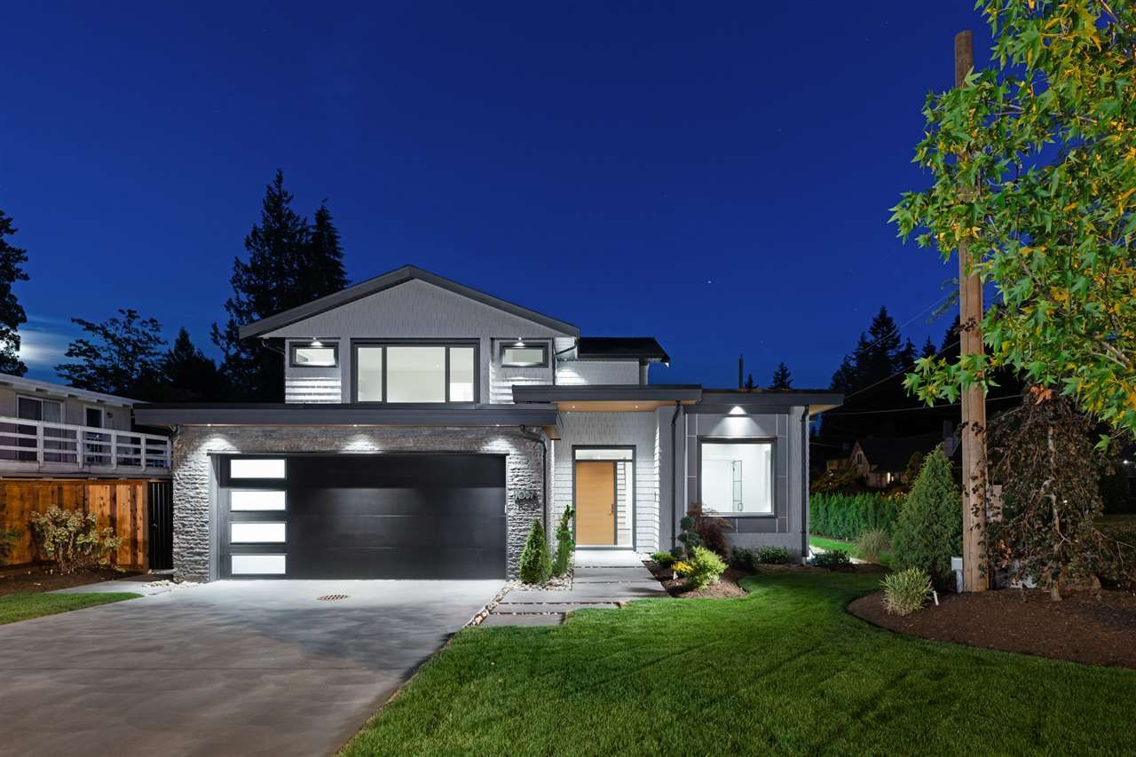 Main Photo: 1057 MARIGOLD AVENUE in North Vancouver: Canyon Heights NV House for sale : MLS®# R2471413