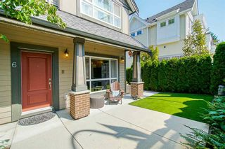 Photo 3: 6 2115 Spring Street in Port Moody: Port Moody Centre Townhouse for sale : MLS®# R2415131