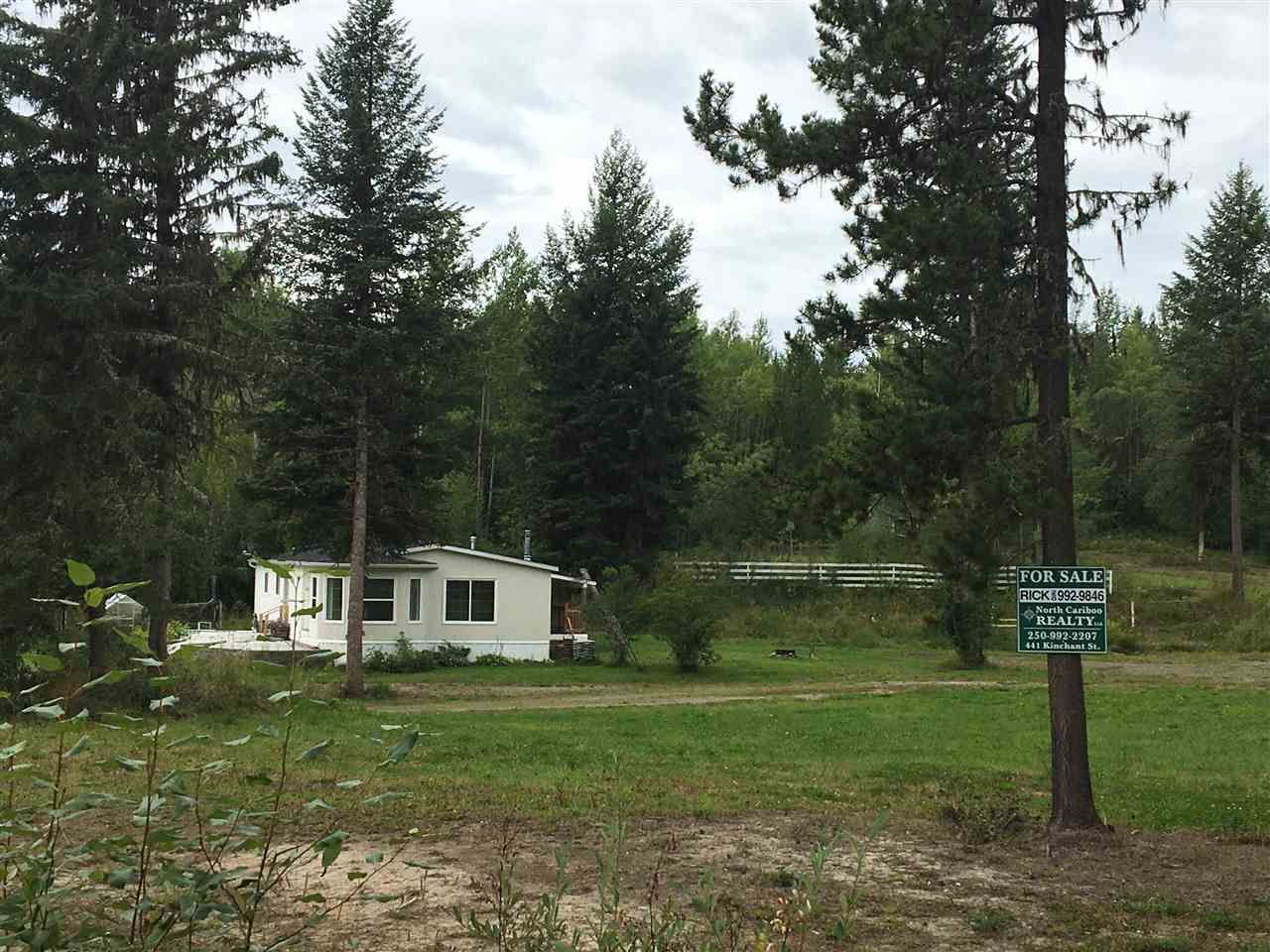 Photo 21: Photos: 2404 N VERNON Road in Quesnel: Bouchie Lake Manufactured Home for sale (Quesnel (Zone 28))  : MLS®# R2492081