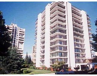 Photo 1: 1202 4165 MAYWOOD ST in Burnaby: Metrotown Condo for sale (Burnaby South)  : MLS®# V548544