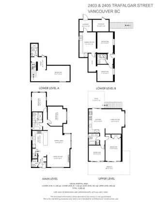 Photo 40: 2405 TRAFALGAR Street in Vancouver: Kitsilano House for sale (Vancouver West)  : MLS®# R2624902