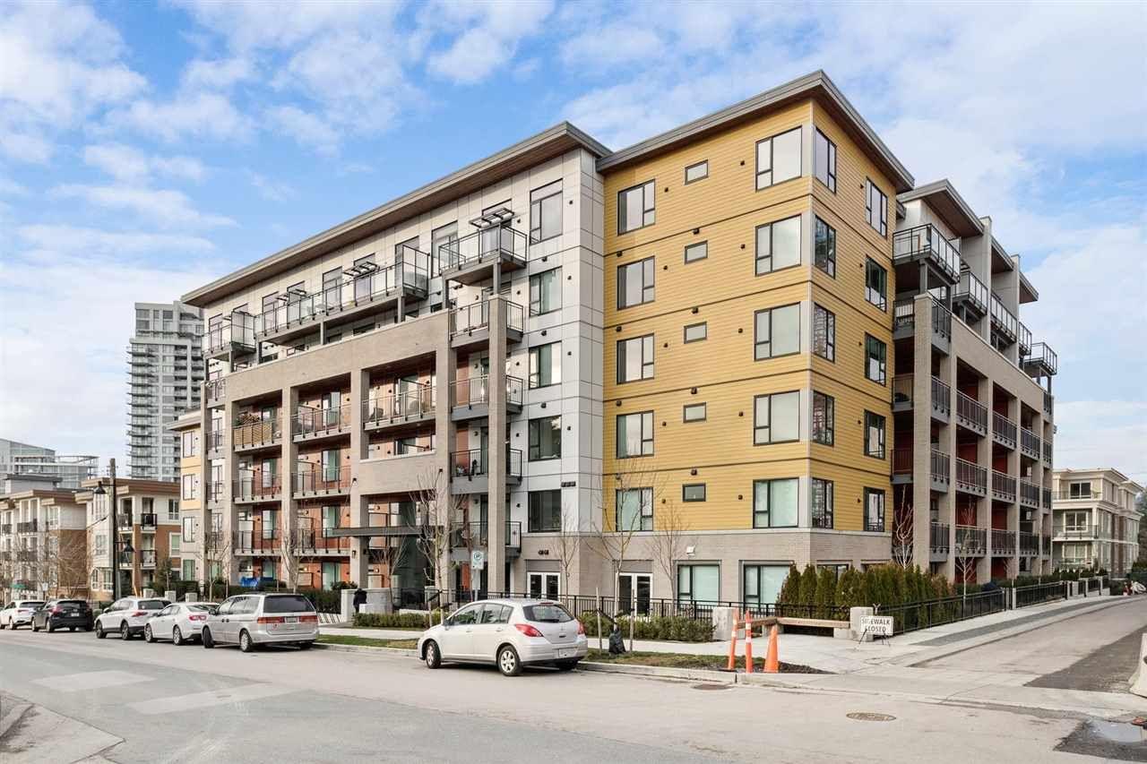 """Main Photo: 107 621 REGAN Avenue in Coquitlam: Coquitlam West Condo for sale in """"SIMON 2"""" : MLS®# R2586316"""
