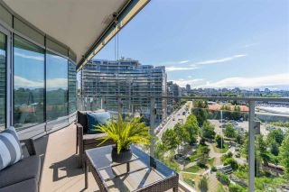 """Photo 6: 807 181 W 1ST Avenue in Vancouver: False Creek Condo for sale in """"BROOK AT THE VILLAGE"""" (Vancouver West)  : MLS®# R2591261"""