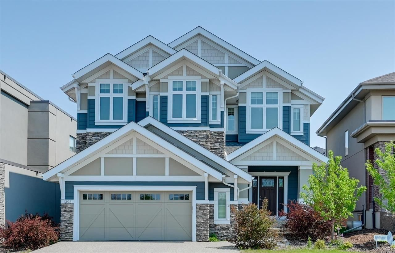 Main Photo: 1305 Hainstock Way in Edmonton: House for sale