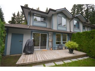 """Photo 20: 33 103 PARKSIDE Drive in Port Moody: Heritage Mountain Townhouse for sale in """"TREETOPS"""" : MLS®# V1029401"""