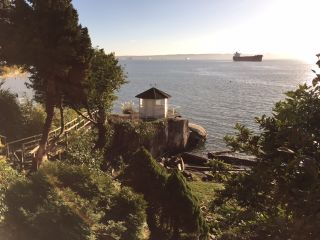 Main Photo: Marine Drive in West Vancouver: Sandy Cove House for rent
