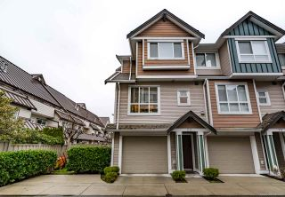 "Photo 1: 20 8080 BENNETT Road in Richmond: Brighouse South Townhouse for sale in ""CANABERRA COURT"" : MLS®# R2238213"